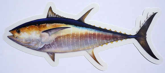 Abachar Bluefin Tuna - Sticker 8