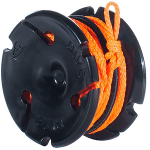 Dive Rite Cookie Reel 30' Orange