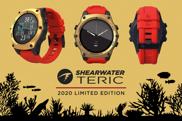Shearwater Teric Dive Computer - *2020 Limited Edition