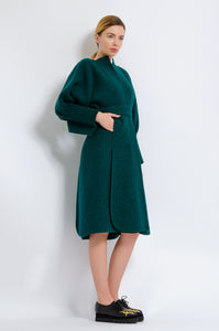 Wool Dress Coat