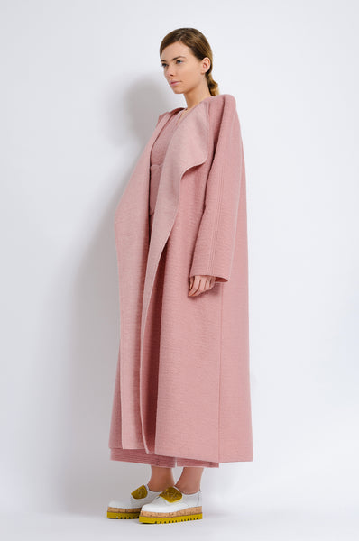 Minimalist Construction Coat