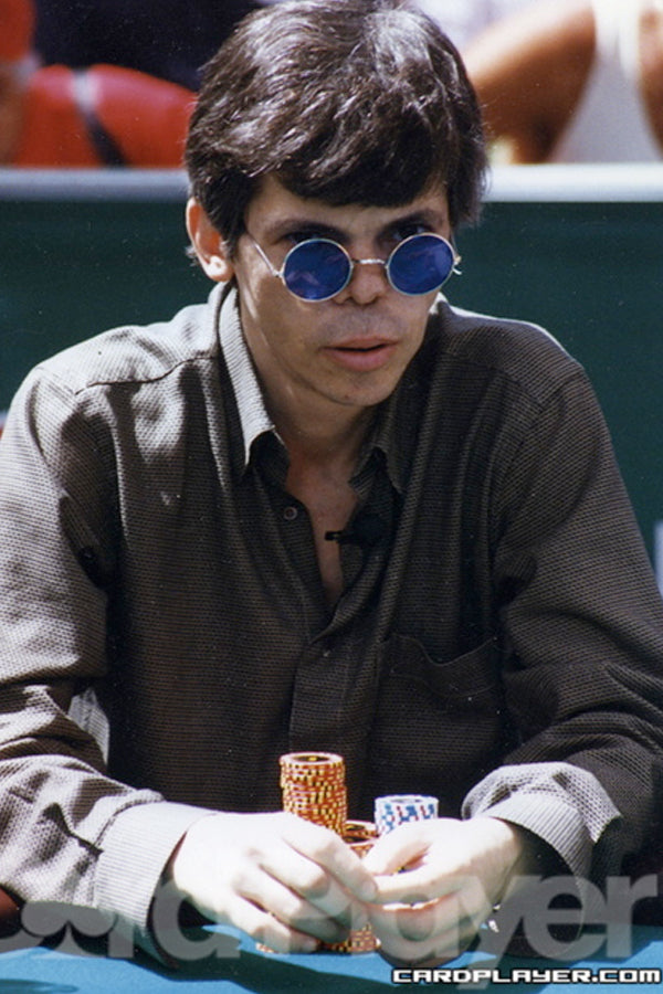 My Idol In Poker