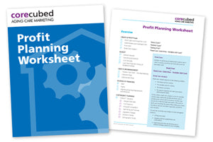 Profit Planning Worksheet