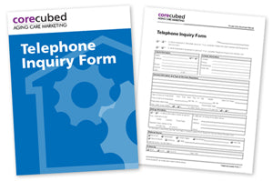 Phone Inquiry Form