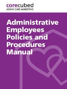 Administrative Employees Policies & Procedures Manual