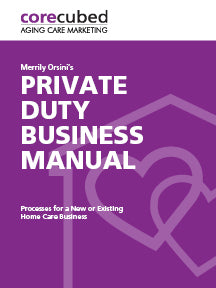 Private Duty Business Manual