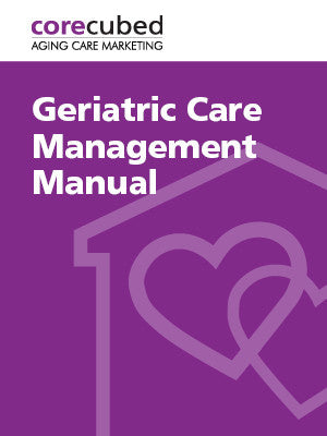 Geriatric Care Management Manual