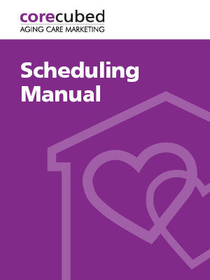 Scheduling Manual
