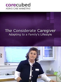 The Considerate Caregiver: Adapting to a Family's Lifestyle