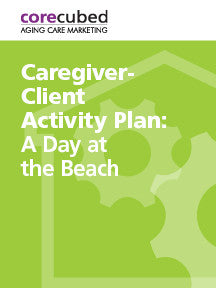 Caregiver-Client Activity Plan: A Day at the Beach