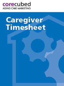 Timesheet for Caregivers