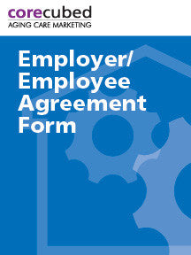 Employee/Employer Agreement Form