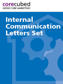 Internal Communications Letter Set