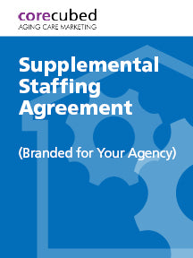 Supplemental Staffing Agreement with Branding