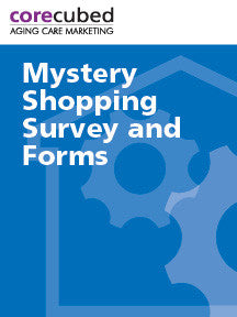 Mystery Shopping Survey and Forms