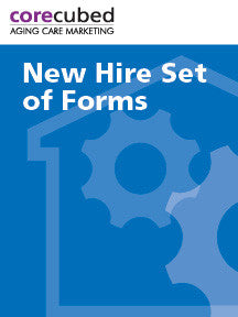 Home Care New Hire Forms