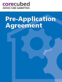 Pre-Application Agreement
