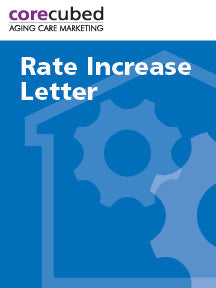 Service Rate Increase Letter