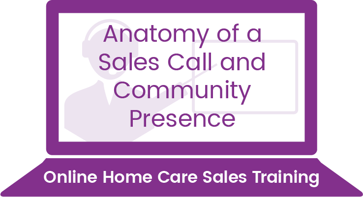 Anatomy of a Sales Call and Community Presence