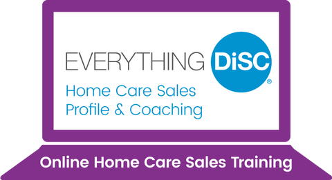 Everything DiSC® Home Care Sales Profile & Coaching