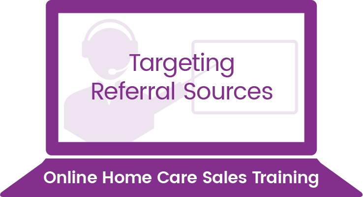 Targeting Referral Sources