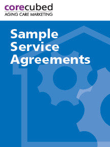 Sample Client/Agency Service Agreements