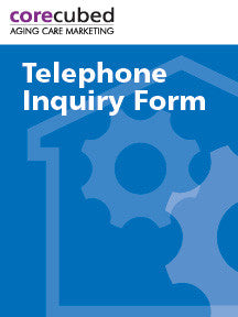 Telephone Inquiry Form