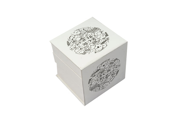 3 layer Doodle Dreams Table Organiser