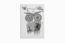 Load image into Gallery viewer, Dreamcatcher Doodle Jotbook
