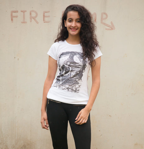 Lord Shiva Doodle T-shirt