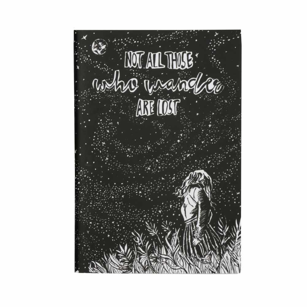 Wanderlust Pin NoteBook