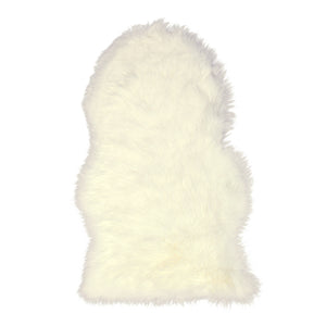 Natural Shape Sheepskin 2'x3'