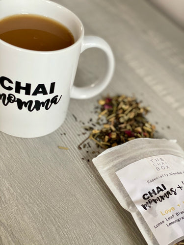 Love + Light Chai Set