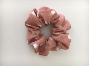 Peachy Pokes Scrunchie