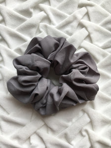 Grey Days Scrunchie