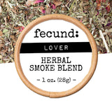 'Lover' Herbal Smoke Blend