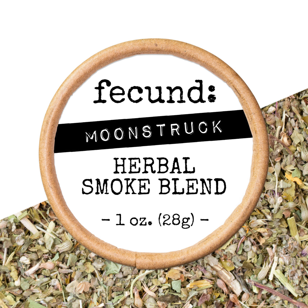 'Moonstruck' Herbal Smoke Blend