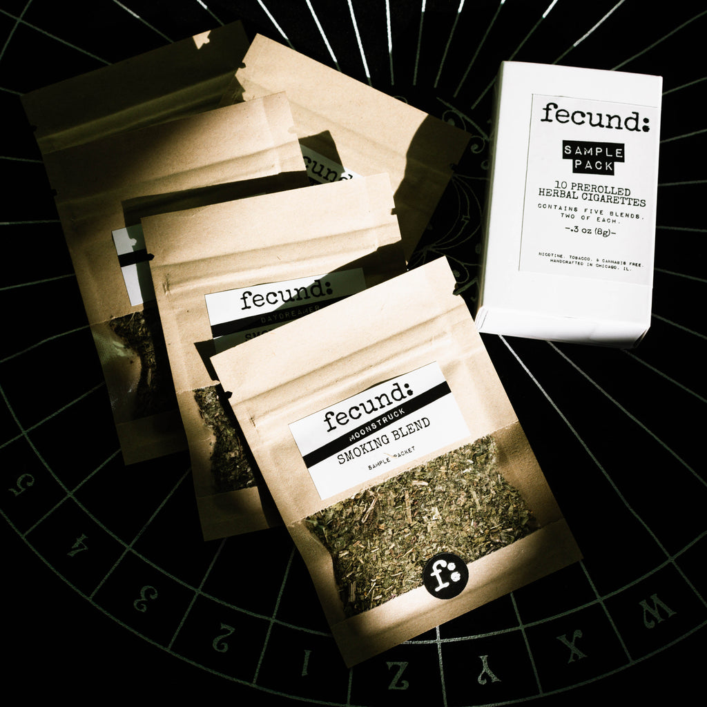 Herbal Smoking Blend Sample Pack