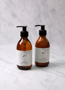 Soothe hand wash & lotion duo