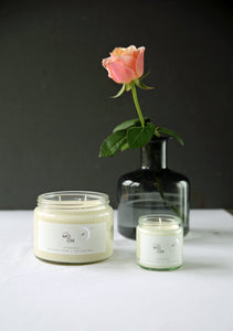 Triple wick Love - Attar Rose