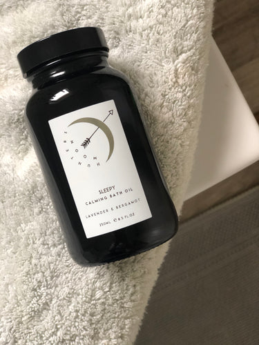 Sleepy Bath Oil