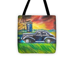 Butte America - Tote Bag