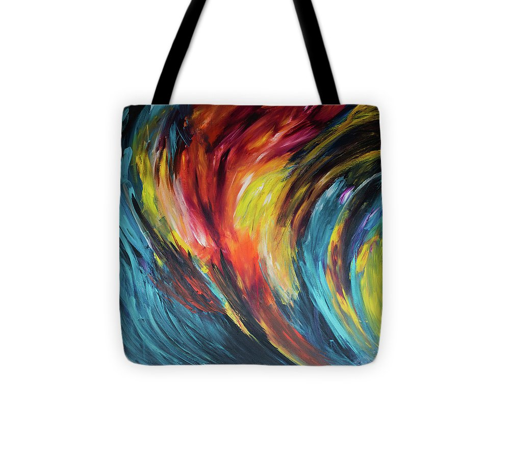 Acceleration  - Tote Bag