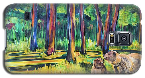 Bears in the Forest - Phone Case