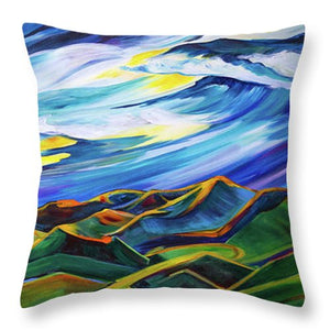 Bridger Ridge - Throw Pillow