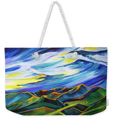 Bridger Ridge - Weekender Tote Bag
