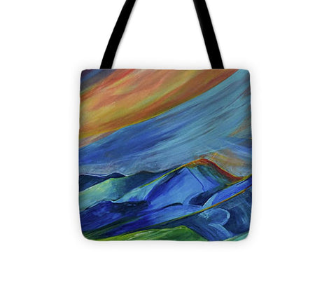 Bridger Sunrise - Tote Bag