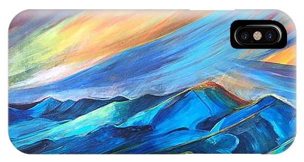 Bridger Sunset - Phone Case