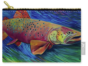 Brown Trout - Carry-All Pouch