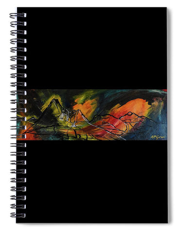 Cowen - Spiral Notebook